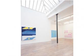 Paul Pagk – Interaction – 23/03 au 11/05 – Galerie Eric Dupont, Paris