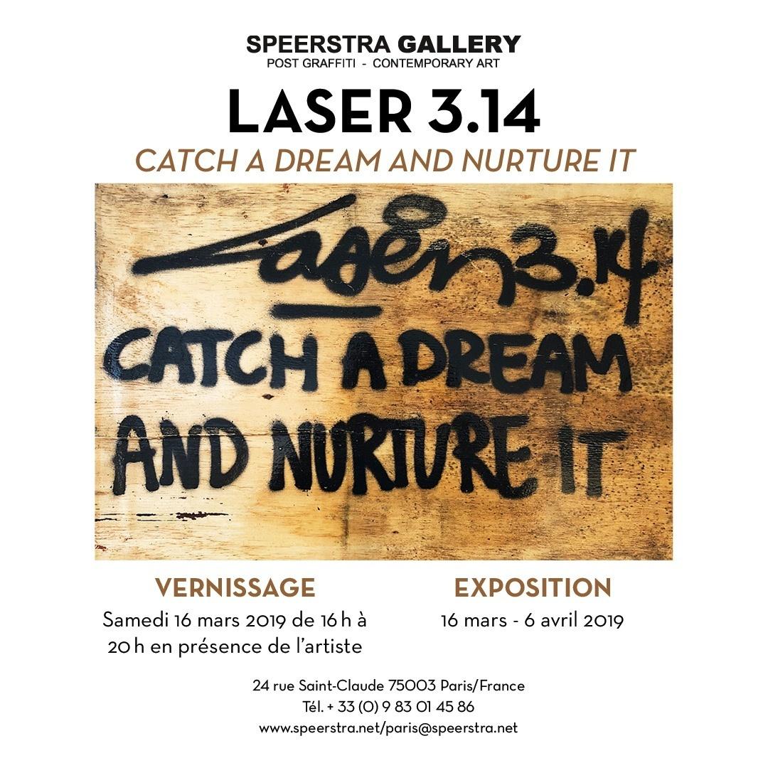 exposition_Laser 3.14_Speerstra Gallery_Paris