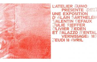 Swing – 18 au 23/04 – Atelier Sumo, Lyon