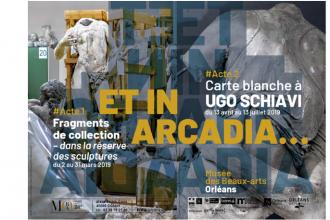 Carte blanche à UGO SCHIAVI – 13/04 au 13/07 – Musée des Beaux-arts, Orléans