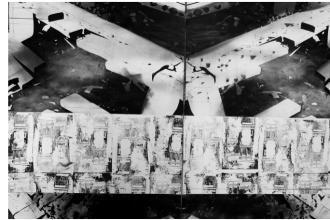 Maxime Duveau – Réouverture de la fameuse partie de billard cosmique – 12/04 au 08/06 – Espace A VENDRE, Nice