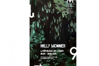 Nelly Monnier – La République Des Champs – 04/04 au 08/06 – École d'art de Belfort