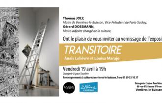 Louisa Marajo & Anaïs Lelièvre – Transitoire – 19/04 au 19/05 – Orangerie, Verrières-le-Buisson