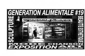 Prosper Legault  – Génération Alimentale #19 – 10 au 20/04 – Galerie du Crous, Paris