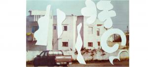 Sirine Ammar_exposition La possibilité d'un relief_Galerie du Crous de Paris