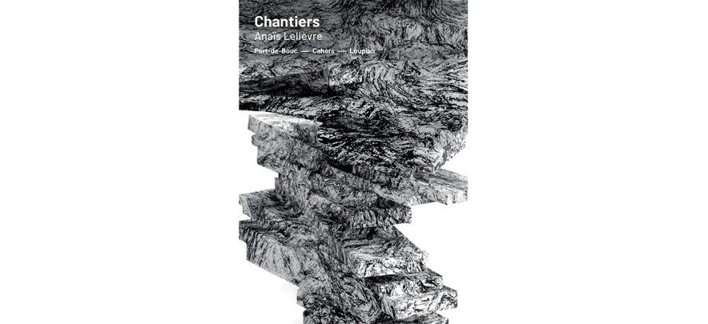 """Exposition au Centre d'arts Fernand Léger de Port de Bouc d'Anaïs Lelièvre """"CHANTIERS/Coquilles"""" jusqu'au 15 juin 2019."""