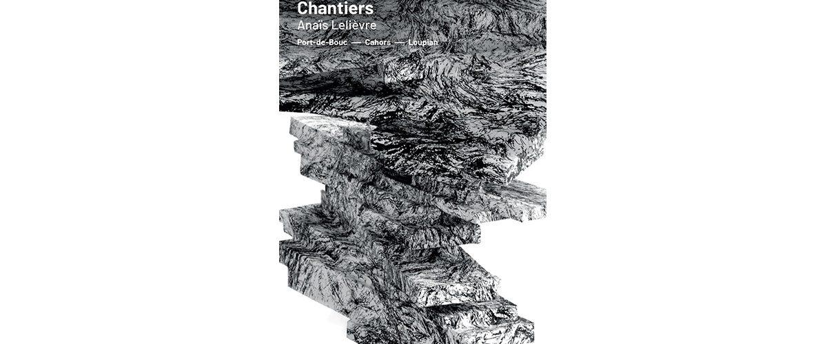 Anaïs Lelièvre – CHANTIERS/Coquilles – 27/04 au 15/06 – Centre d'arts Fernand Léger de Port de Bouc