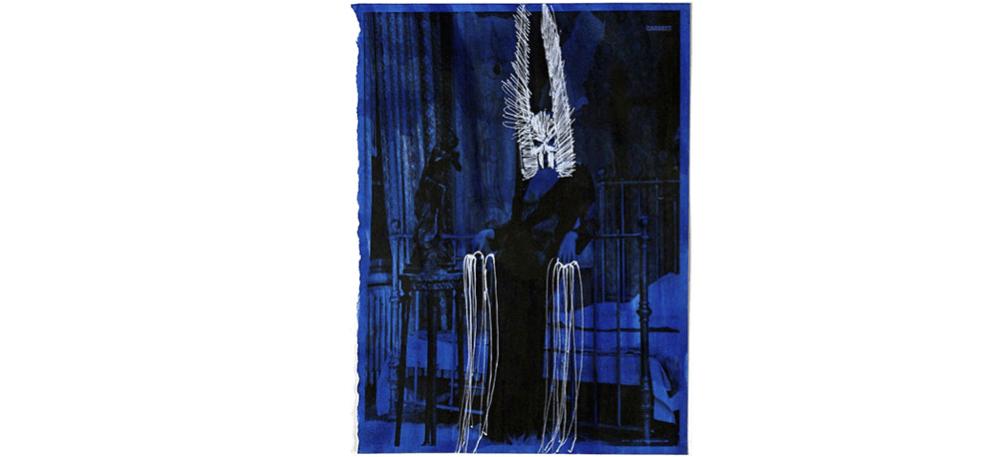 José Manuel Egea – lycanthropos #2 – 25/04 au 01/06 – christian berst art brut, Paris