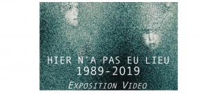 exposition_Hier n'a pas eu lieu 1989-2019_Centre d'art Ange Leccia, Maison Conti_Oletta_Corse
