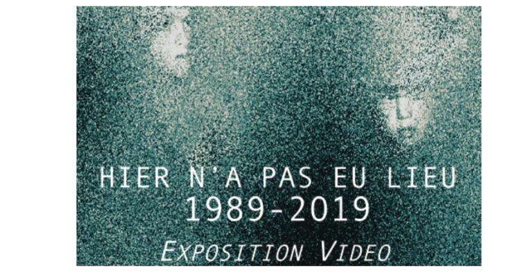 Hier n'a pas eu lieu 1989-2019 – 06/04 au 04/05 – Centre d'art Ange Leccia, Maison Conti – Oletta, Corse