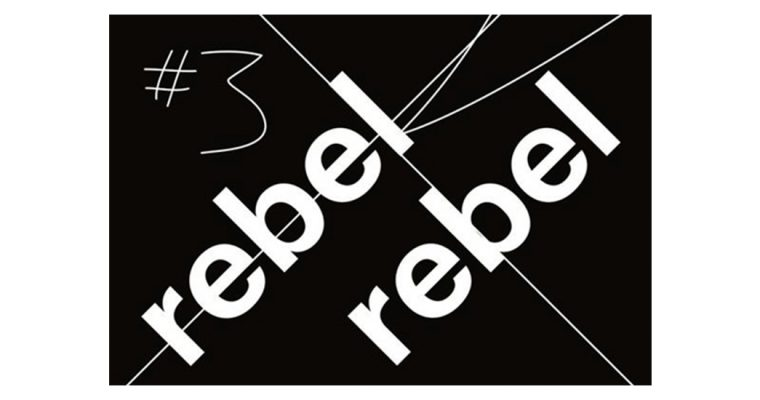 Rebel Rebel #3 SALON DU FANZINE – Les 28 et 29/09 – Frac Provence-Alpes-Côte d'Azur