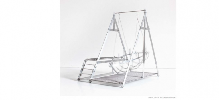 Céline Lastennet_exposition Evasion Suspendue_Atelier Ni_Marseille expos