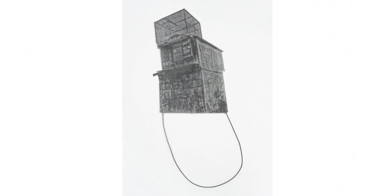 Catherine Melin – Débords – 28/05 au 06/07 – Galerie Porte avion, Marseille