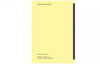 Jean-Pierre Marchand – Voyages en hétérotopies – 24/05 au 08/06 – librairie Volume, Paris