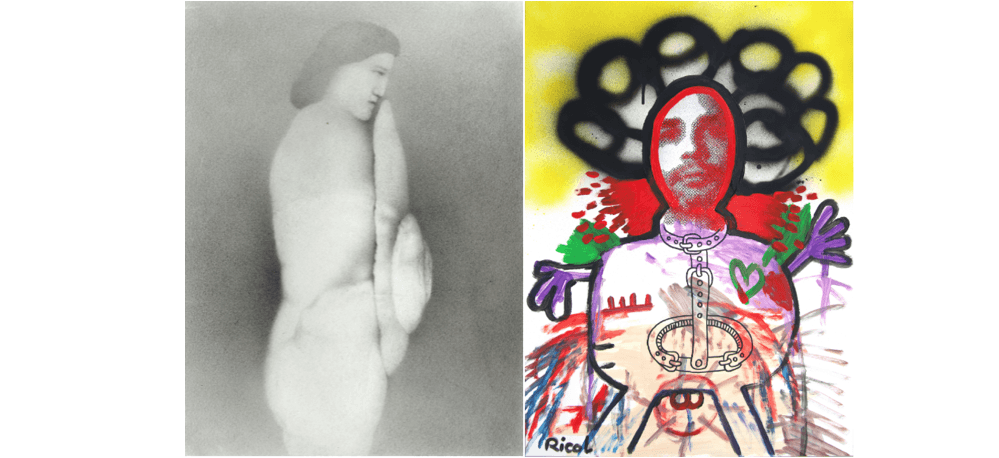 Georges Bru & Raphaëlle Ricol – Ecce homo – 12/05 au 29/06 – Galerie DYS, Bruxelles