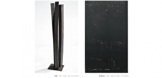 Jean Degottex / Albert Hirsch – 23/05 au 18/07 – Galerie ETC, Paris