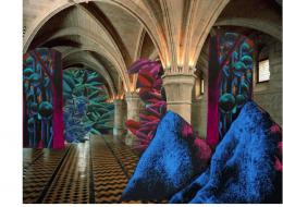 Julien Colombier – Electric Ladyland – 18/05 au 05/10 – abbaye de Maubuisson, Saint-Ouen l'Aumône