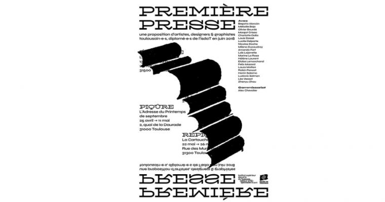 PREMIÈRE PRESSE  _Piqûre – 02 au 11/05 – L'Adresse du Printemps, Toulouse