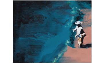 Marine Wallon – Discordance de la courbe – 10/05 au 29/06 – Point Commun, Cran-Gévrier, Rhone-Alpes