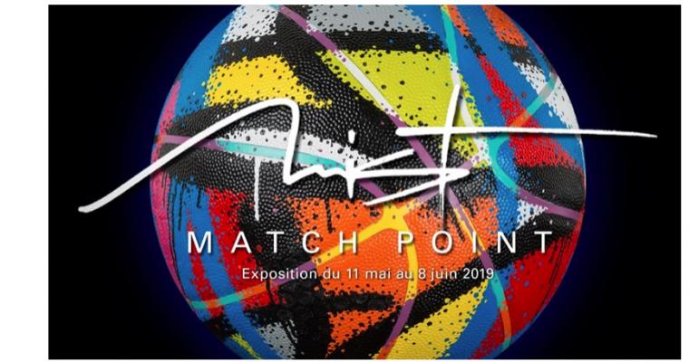 Mist – Match Point – 11/05 au 08/06 – Galerie Openspace, Paris