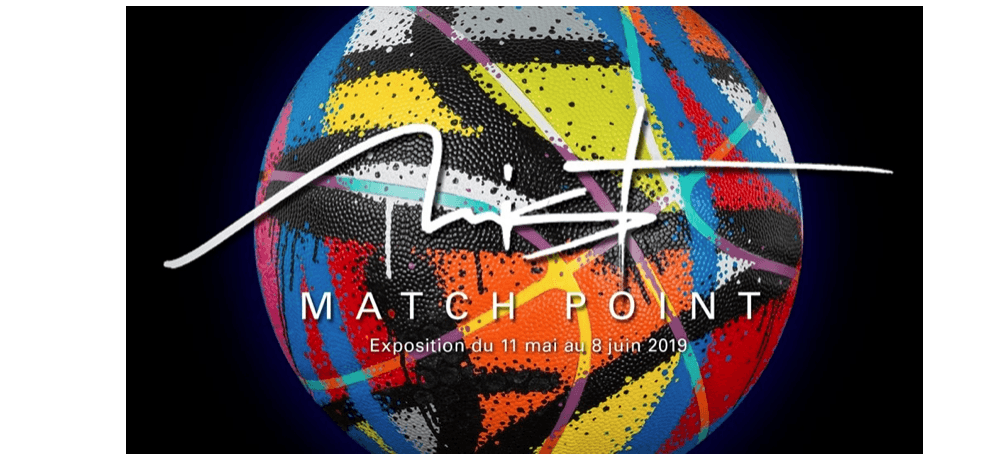 Mist – Match Point – 11/05 au 08/06 – Galerie Openspace, Paris