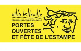 Portes ouvertes et fête de l'estampe – 23 au 27/05 – Villa Belleville – Résidences Paris Belleville