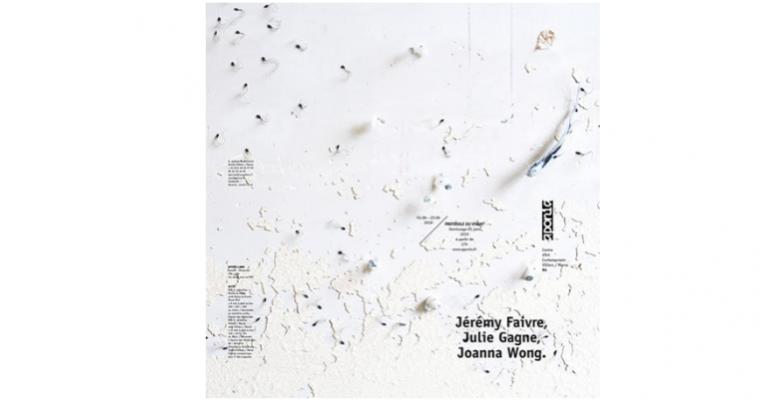 Protocole du vivant – Du 01 au 23/06 – Aponia, Centre d'art contemporain, Villiers sur Marne