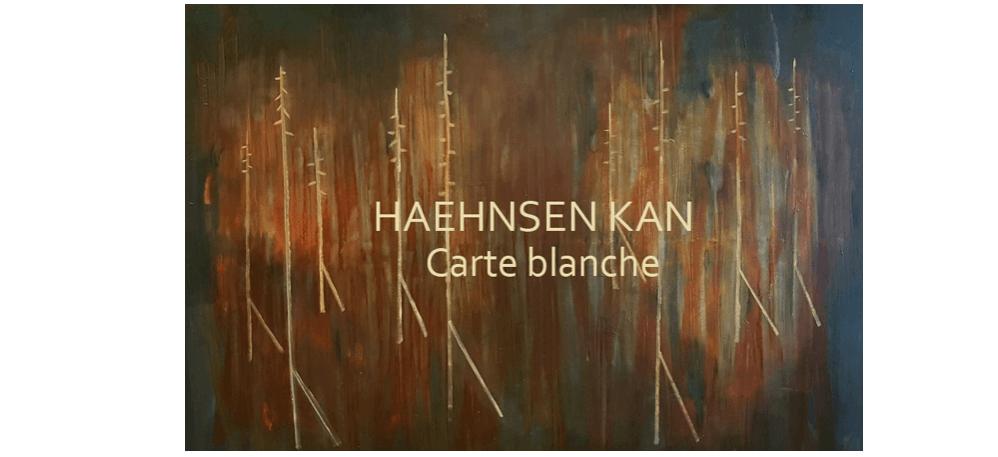 Ségolène Haehnsen Kan – Carte blanche – 15 au 25/05 – Espace Sylvia Rielle, Paris