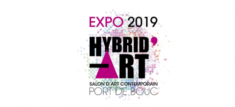 Salon d'art contemporain_HYBRID'ART 2019_Centre d'Arts Fernand Léger de Port de Bouc_Marseille Expos