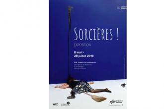 SORCIERES! – 07/05 au 28/07 – H2M – espace d'art contemporain, Bourg-en-Bresse