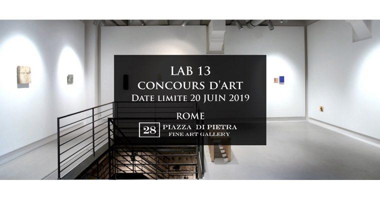 ▷20/06 – Lab.13 art contest