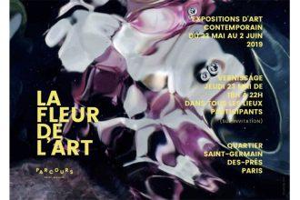 PARCOURS SAINT-GERMAIN – 23/05 au 02/06 – Paris