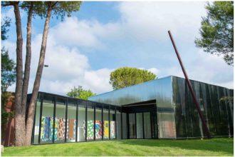 Claude Viallat – Libérer la couleur – 13/06 au 13/09 – Venet Foundation, Le Muy