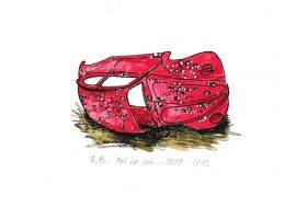 Étienne Bossut – Où – 22/06 au 28/09 – Artothèque, Espaces d'art contemporain de Caen