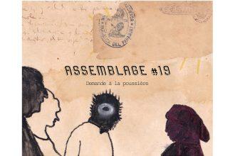 Fredi Casco & Raphaël Tiberghien – Assemblage #19 Demande à la poussière – 22/06 au 13/07 –  Julio Artist-run Space, Paris