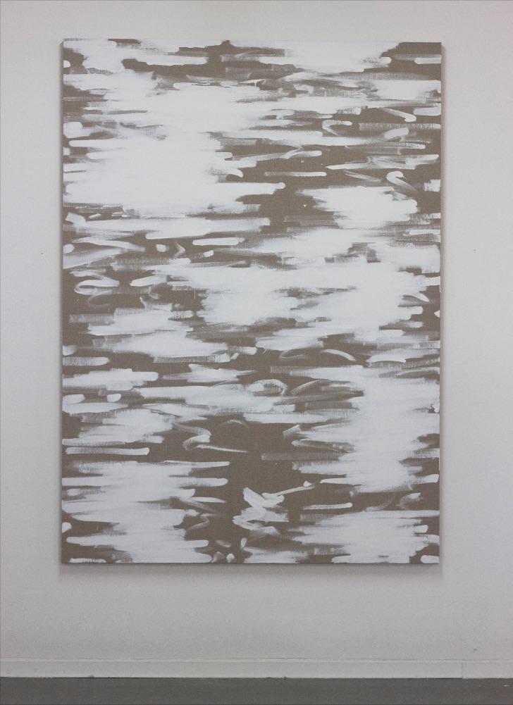 Exposition personnelle Rendement de Hugo Capron à la galerie Pauline Pavec, Paris jusqu'au 13  juillet 2019.