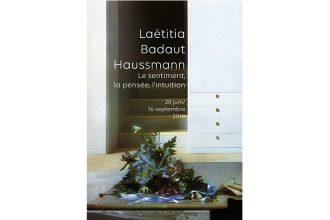 Laëtitia Badaut Haussmann – Le Sentiment, la Pensée, l'intuition – 29/06 au 16/09 – Musée d'art contemporain de la Haute-Vienne, Château de Rochechouart