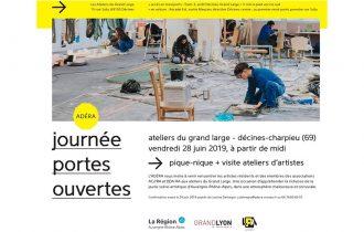 Portes ouvertes de l'Adera – 28/06 – Ateliers du Grand Large, Décines-Charpieu