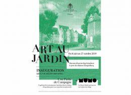 ART AU JARDIN – DU 8/06 AU 27/10 – CHATEAU D'ESQUELBECQ