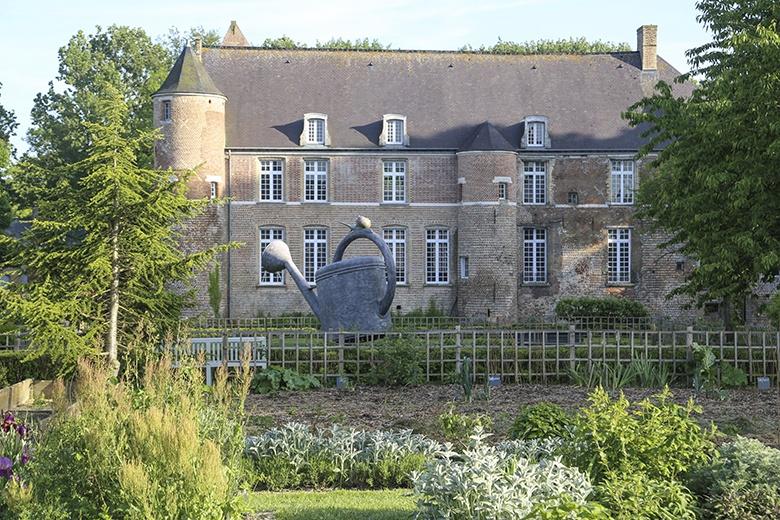 Le Château d'Esquelbecq, Nord© Stéphane Fedorowsky