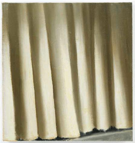 Cristof Yvoré, Sans titre, 2009, huile sur toile, 44,5 x 57,5 cm. Photo Peter Cox. Courtesy Zeno X Gallery, Anvers.