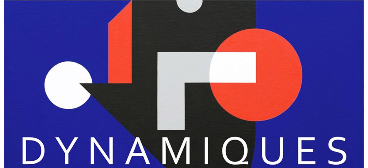 Dynamiques  – 04 au 27/07 – Galerie Anthony Roth, Paris
