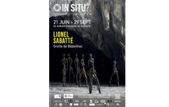Lionel Sabatté – Les larmes de l'éléphant – 22/06 au 29/09 – Grotte de Bédeilhac