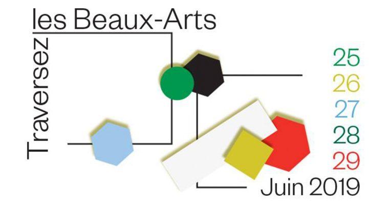 Finale – Traversez les Beaux-Arts – Du 25 au 29/06 – Palais des Beaux-Arts Paris