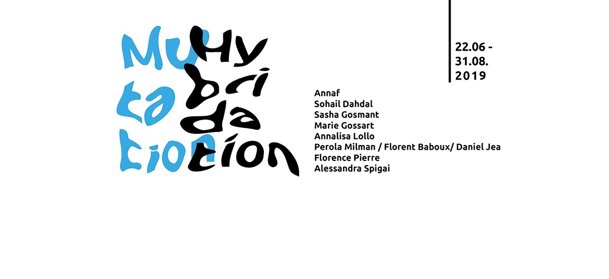 Mutation Hybridation – 22/06 au 31/08 – Mémoire de l'Avenir Paris