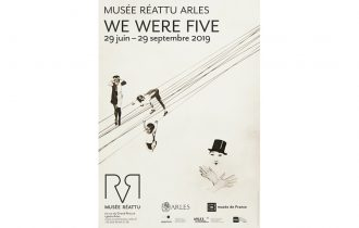 We were five –  29/06 au 29/09 – Musée Réattu Arles