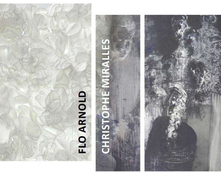 Flo Arnold et Christophe Miralles – La transparence des choses – 26/07 au 15/09 – Prieuré de Pont-Loup, Moret sur Loing