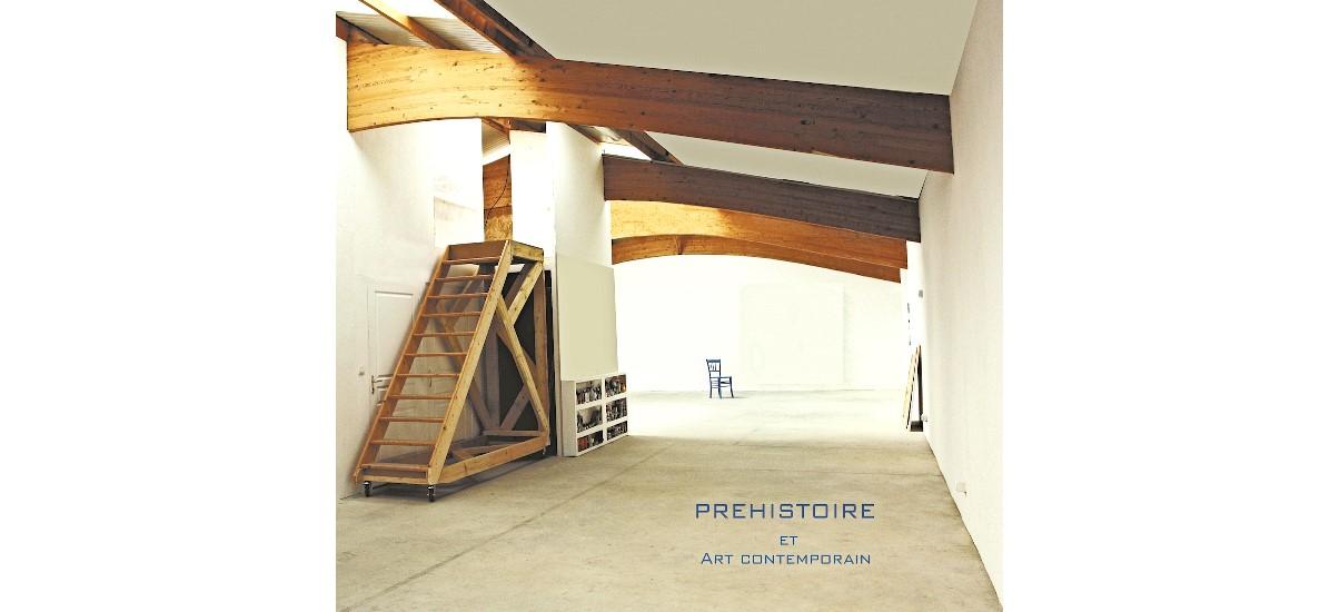Préhistoire  et Art contemporain – 13/07 au 15/08 – Atelier du Hézo, Le Hezo