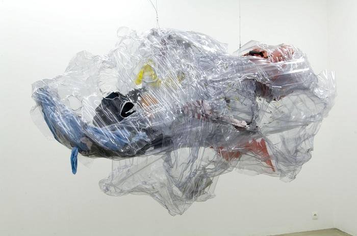 Exposition personnelle Les Zippettes d'Anita Molinero à Le 19, CRAC de Montbéliard jusqu'au 21 janvier 2020.