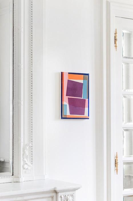 Exposition personnelle La dynamique du fluide de Daniel Mato à la  Galerie Peut être, Villefranche-Sur-Saône  jusqu'au 29 septembre 2019.